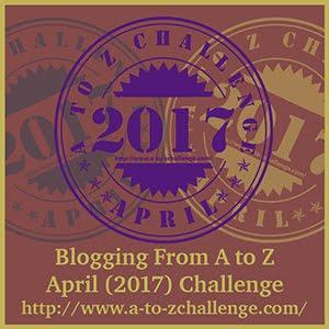 2017 A-Z Blog Challenge