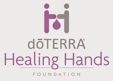 Let your hands and heart heal with doTERRA