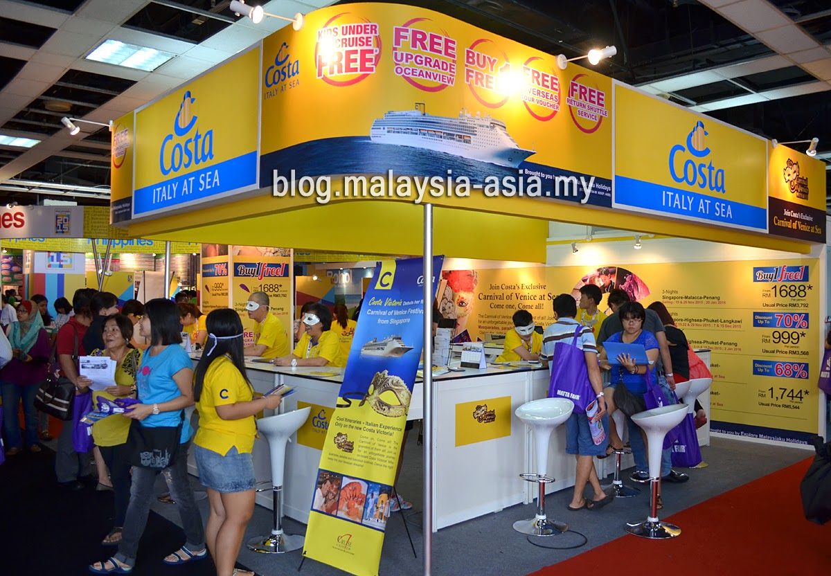 Costa Cruise at Matta Fair 2015