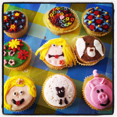 Sainsburys Cupcake Decorations : Utterly Scrummy Food For Families: Sainsbury s Ready To ...