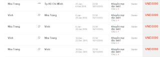 Vé máy bay Jetstar đi Nha Trang chỉ 3000 đồng