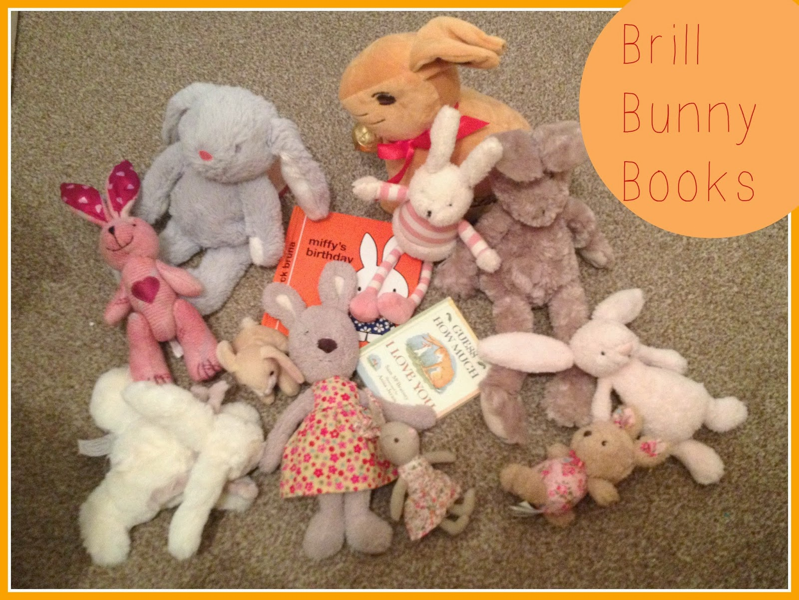 18 Beautiful Kids bunny books for Easter