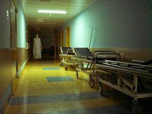 Picture Of Ghost In Hospital Room