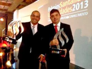 São Paulo: UERN conquista prêmio Santander Universidade Solidária 2013