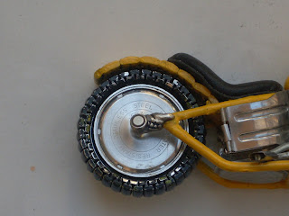 Roda Traseira Chopper - Presente Criativo