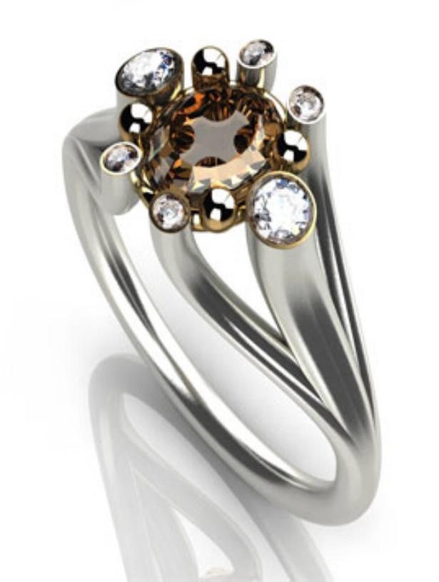 Stylish Wedding Ring Designs | Ladies Mails