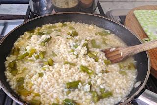 #risotto agli asparagi