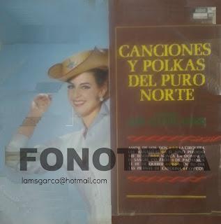 CANCIONES Y POLKAS DEL PURO NORTE