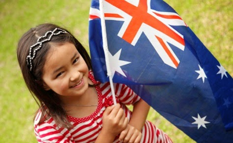 australia day images for instagram sharing