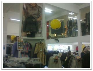 roupas da Loja Paullista