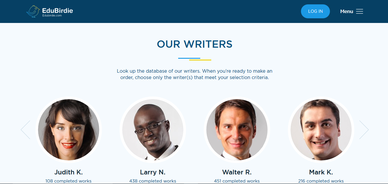 Edubirdie.com Writers Review