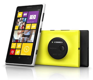 Nokia Lumia 1020 Windows Phone 8 Dengan Kamera 41 Megapixel