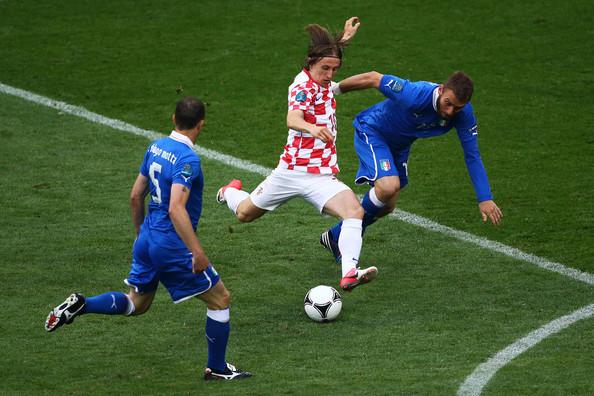 Croatia vs Italy UEFA Euro 2016 qualifiers - 12-06-2015