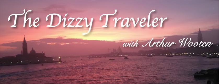 The Dizzy Traveler with Arthur Wooten