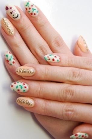 Rj fashion medora chic and simple nail art designs for summer - Nail art chic ...