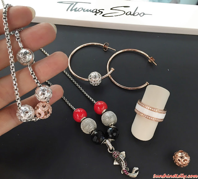 My Thomas Sabo mini collection, Thomas Sabo, Thomas Sabo Karma Beads, Karma Beads
