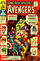 Avengers King Size Special #1