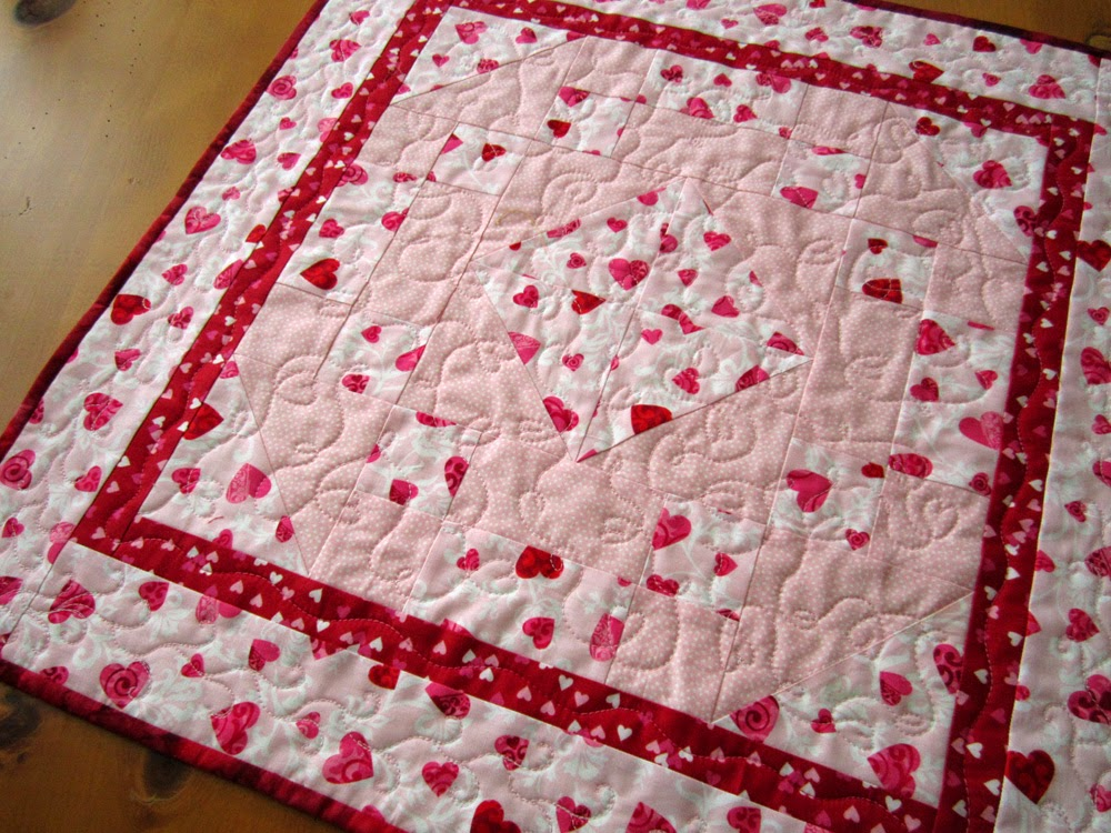 Patchwork Mountain - Handmade Quilts, Table Runners, Table Toppers ...