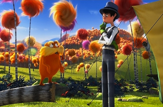 The Lorax (2012)