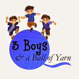 3 Boys & a Ball of Yarn