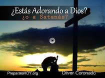 ¿ESTÁS ADORANDO A DIOS?
