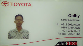 Harga Toyota Cikupa