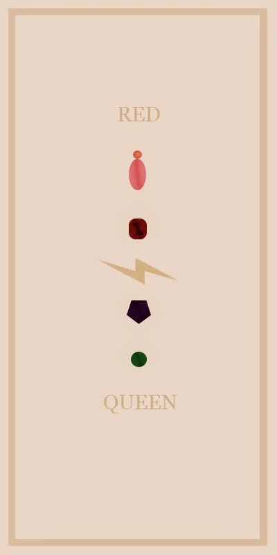 Writing Things Red Queen Cover