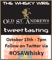 Old St. Andrews Tweet Tasting