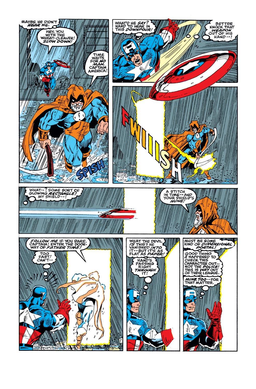 Captain America (1968) Issue #383 #316 - English 3