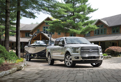 2016 Ford F-150 Limited debuts this winter