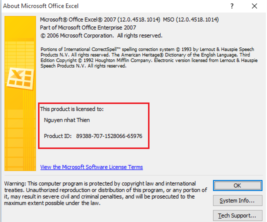 B office 2007 c key b n quy n su t i trang chia s - Download office 2013 full crack key ban quyen ...