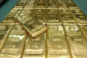 Precio del oro.