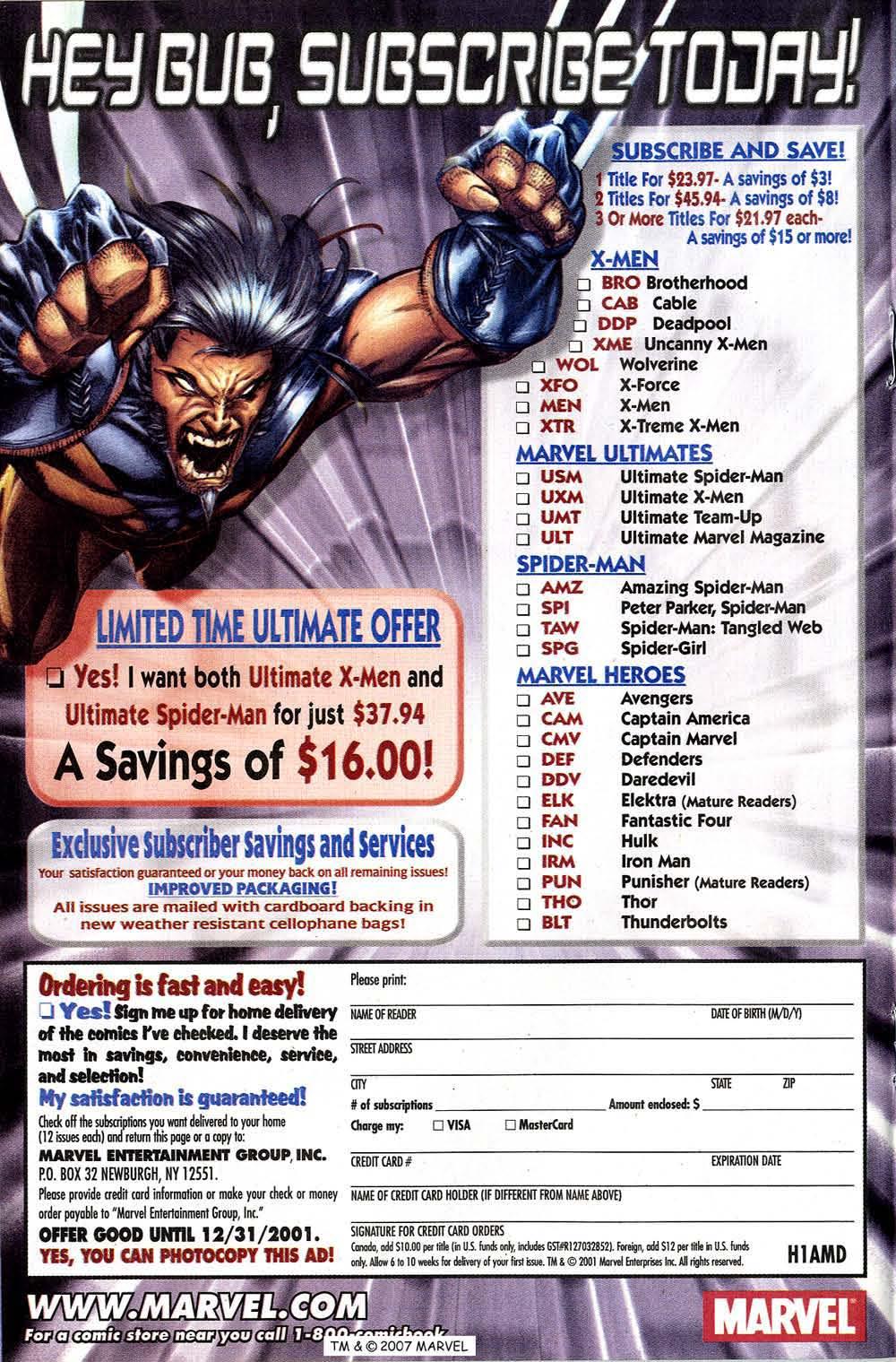 Captain America (1998) Issue #48 #55 - English 18
