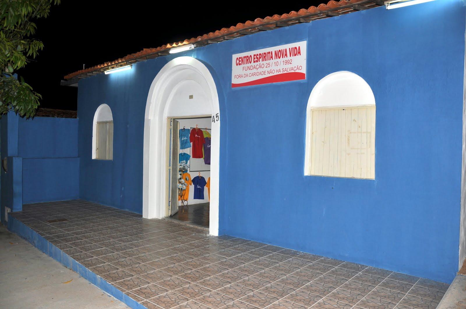 Centro Espírita Nova Vida - Apodi/RN