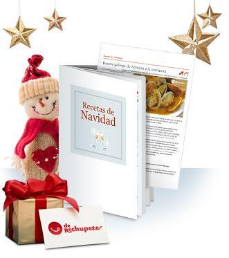recetario navidad gratis