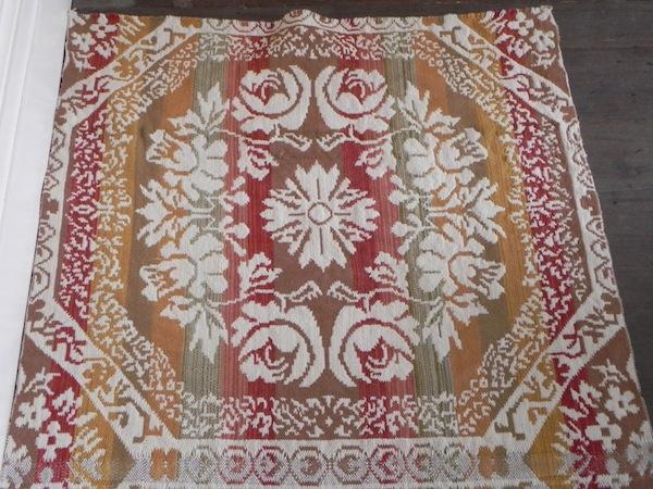 Woven Carpets of Kidderminster Ltd Ingrain Carpeting Woven by