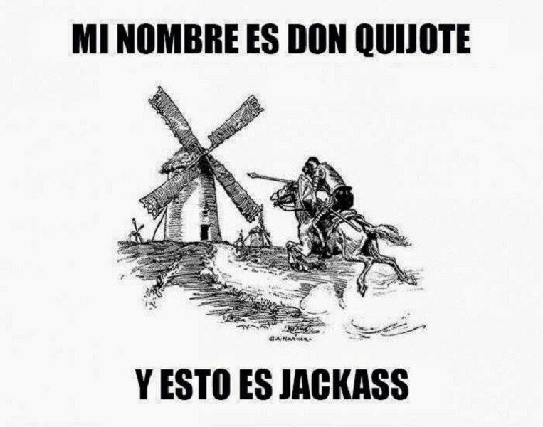 Mi nombre es Don Quijote
