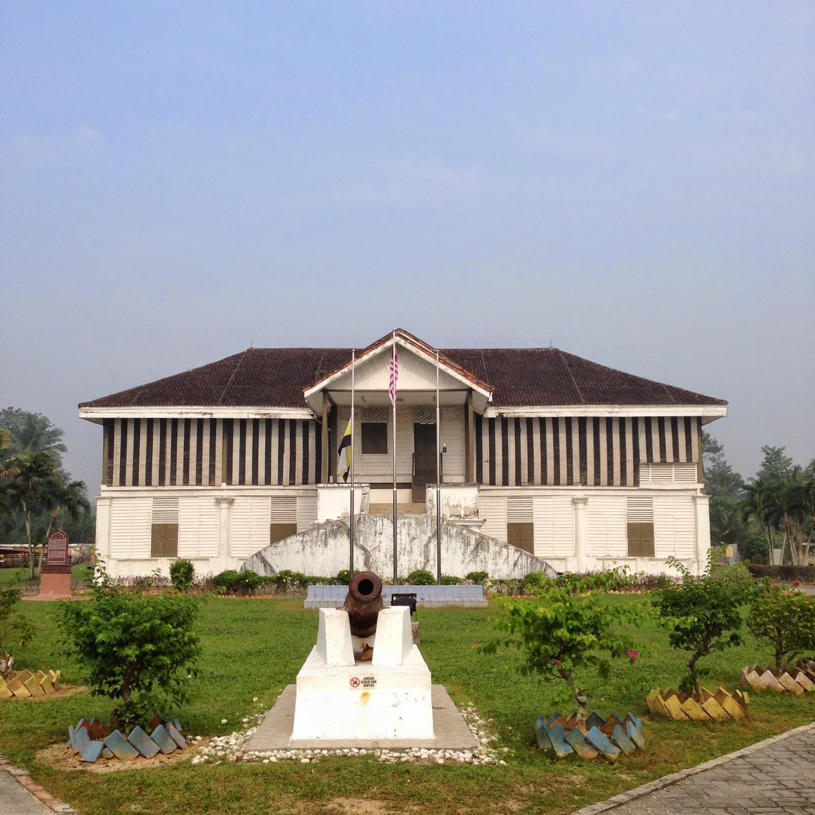Kota Ngah Ibrahim Complex