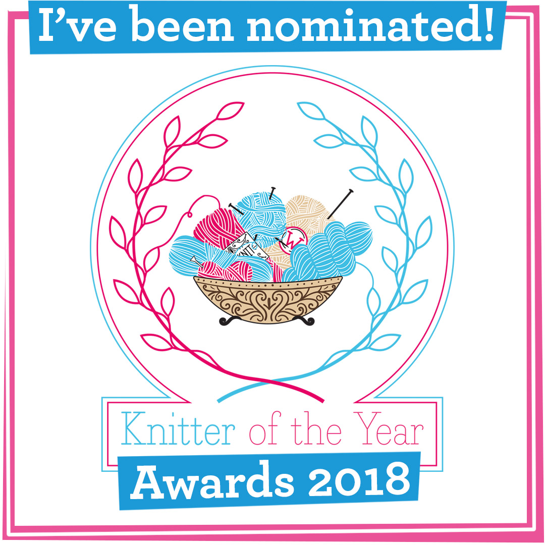 Please click on the image below to vote for A Woolly Yarn to win!
