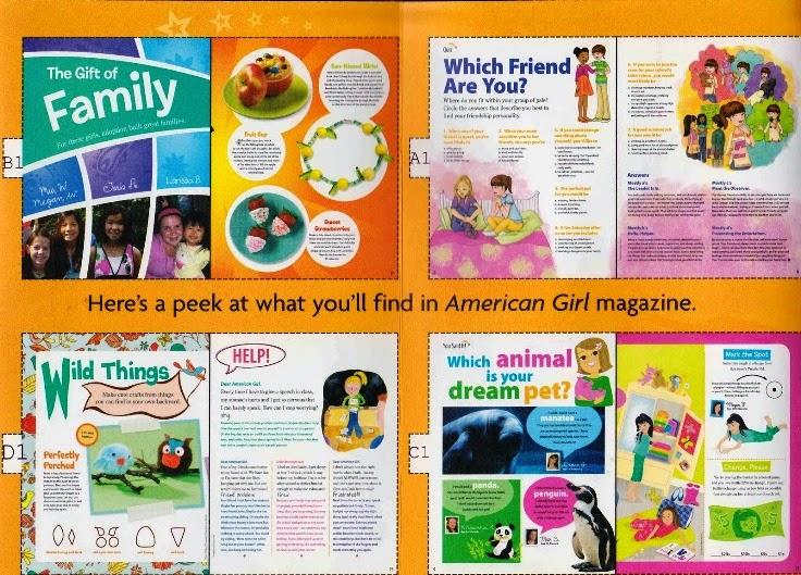 living a doll u0026 39 s life   printable mini ag magazines