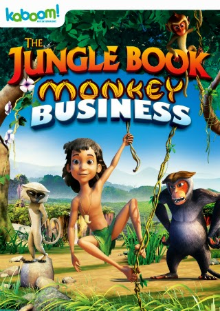 The Jungle Book: Monkey Business [2014] [DVD5] [Latino]