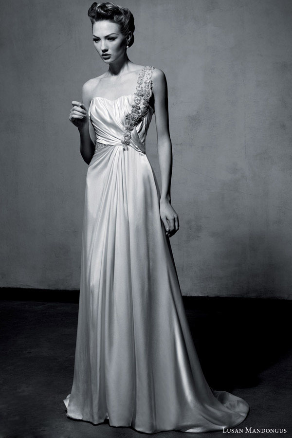 Lusan Mandongus Brautkleider