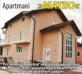 APARTMANI MATEO KUPRES