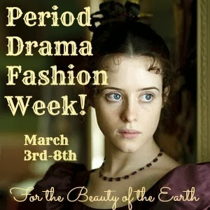 Period Drama Fashion Week