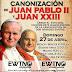 Padre Federico Lombardi narra defectos de Juan Pablo II y Juan XXIII