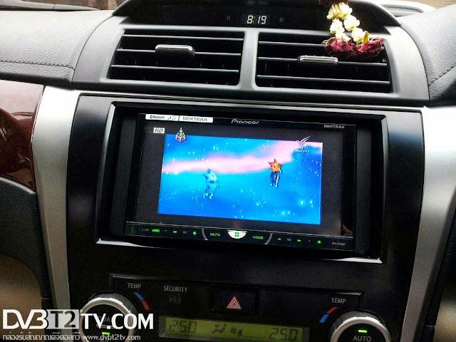Digital TV BOX DVBT2 ขายกล่อง รับทีวีดิจิตอล ติดรถยนต์ ราคาถูกสุด