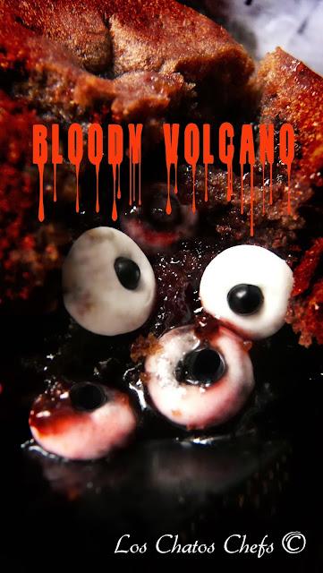 bloody volcano