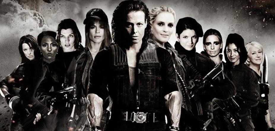 The Expendabelles | Sigourney Weaver não vai liderar o elenco do derivado de Os Mercenários