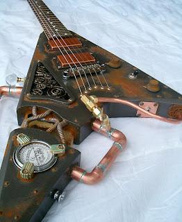 guitarras electricas raras