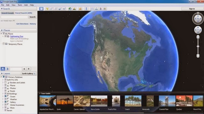 Download Google Earth Pro 7.1.2 Full Patch